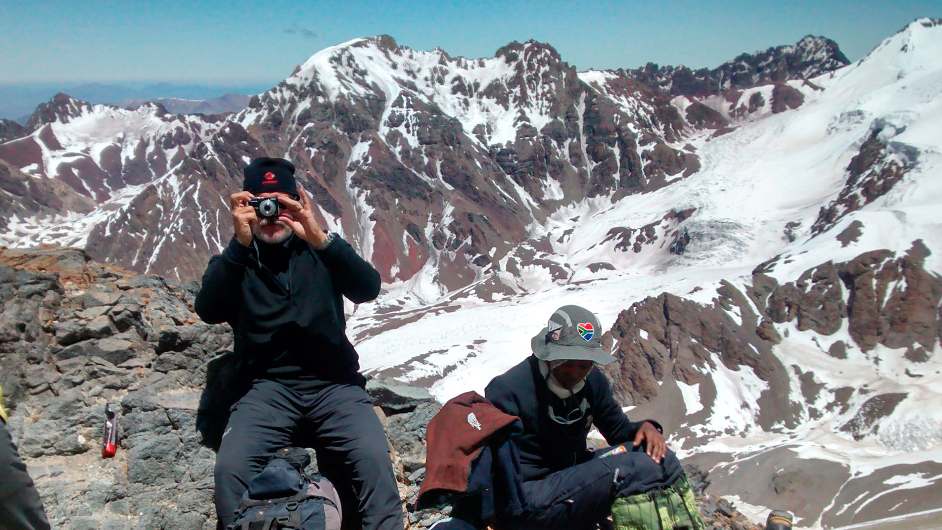 Treking-Cordillera-de-los-Andes